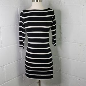 Soprano  stripped dress